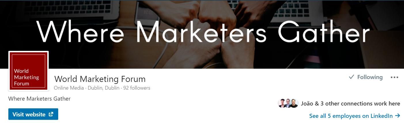 Linkedin for Brand Promotion | 2