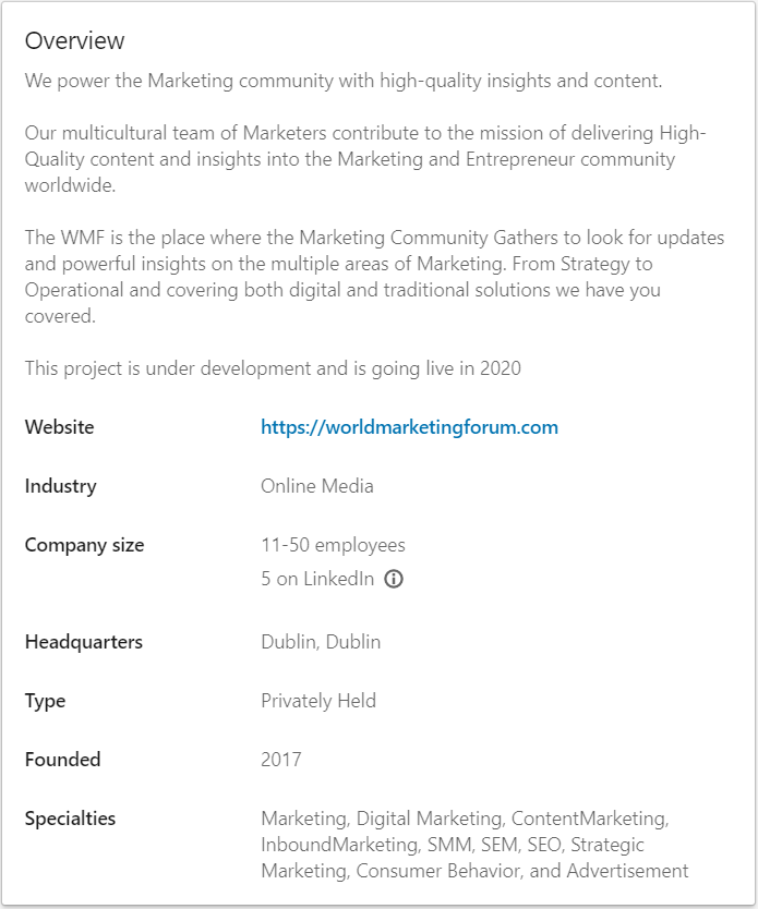 Linkedin for Brand Promotion | 3
