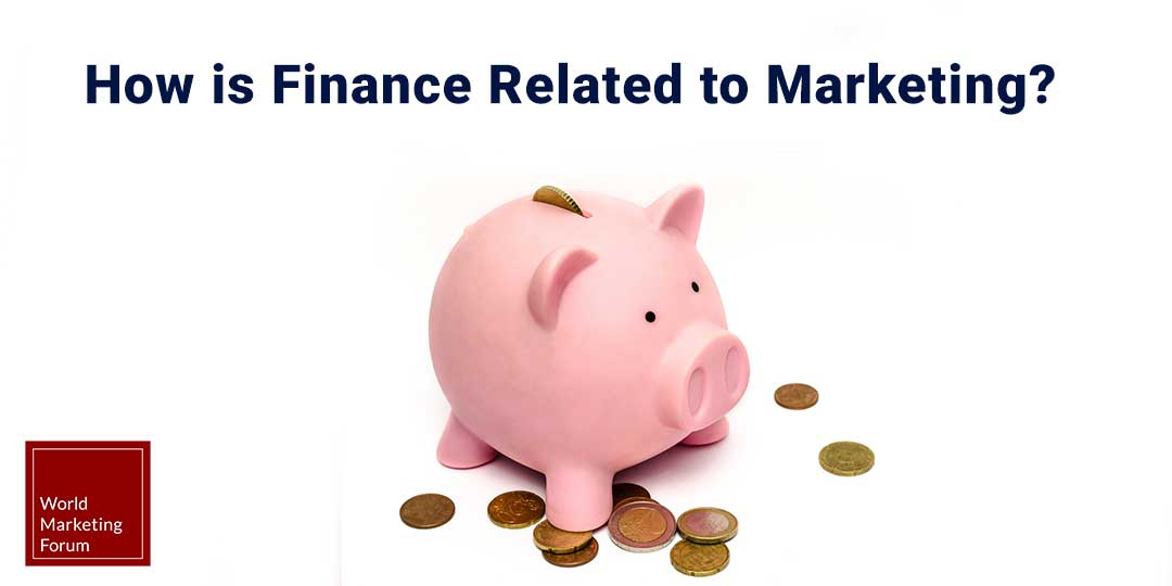 how finance is related to marketing piggy bank